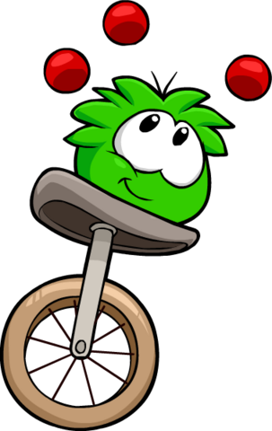 File:Green PuffleJuggling.png