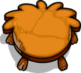 Rustic Puffle Table sprite 001