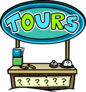 Tour Booth Fair 2012