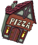 AdventurePartyTempleOfFruit2012PizzaParlorExterior