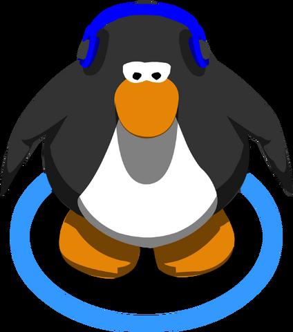 File:Blue Headphones112233.PNG