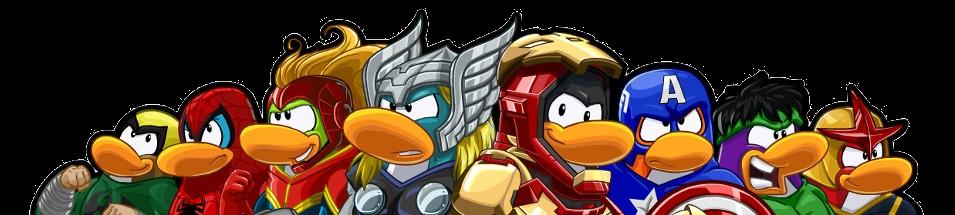 Image - Marvel 2013 Logo Heroes.png | Club Penguin Wiki ...