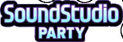 SoundStudio Party logo
