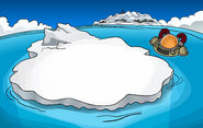 Star Wars Takeover construction Iceberg