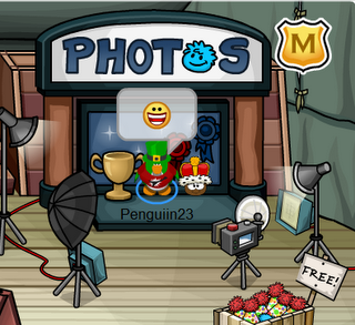 File:Me taking a WINNER photo with my Brown Puffle!.png