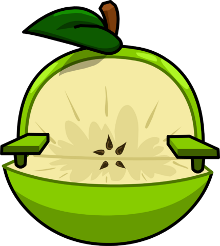 File:Sour Apple Chair.png