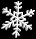 Wall Snowflake