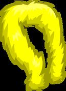 Yellow Feather Boa icon