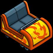 Orange Coaster Cart sprite 005
