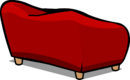 Red Plush Couch Sprites 6
