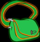 Green Satchel clothing icon ID 3167