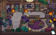 Halloween Party 2015 Ski Lodge