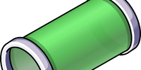 Long Puffle Tube