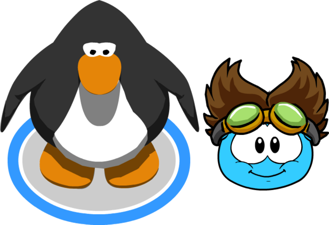 File:The Rad Scientist (Puffle Hat) In-Game.png