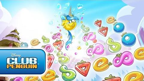 Club Penguin Puffle Wild App for iOS - Gameplay Sneak Peek