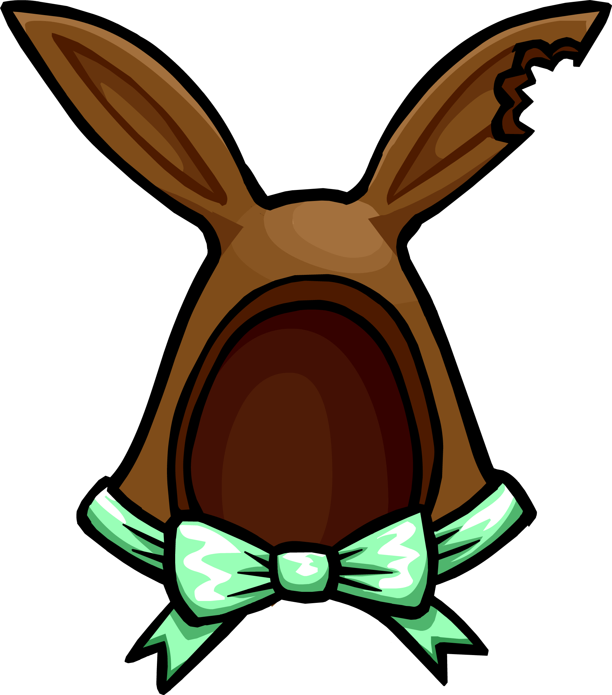Cocoa Bunny Ears Club Penguin Wiki Fandom Powered By Wikia