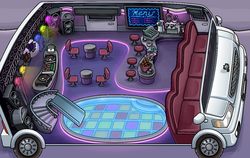 Hollywood Party Limo