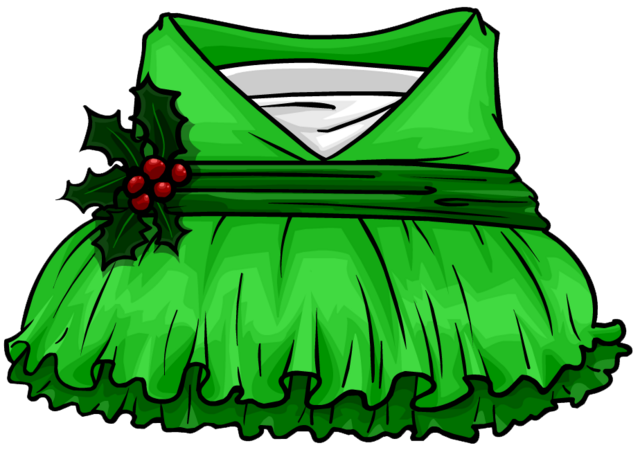 File:Holly Elf Dress clothing icon ID 4287.png