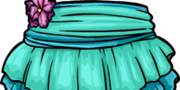 Pastel Petal Dress