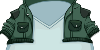 Green Tuff Jacket