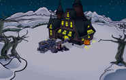 Halloween Party 2007 Mine Shack