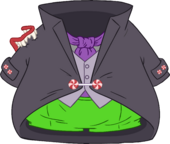 Count Costume clothing icon ID 4961
