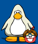 Puffle Hats The High Flyer player card