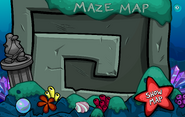 Underwater Maze Map Closed