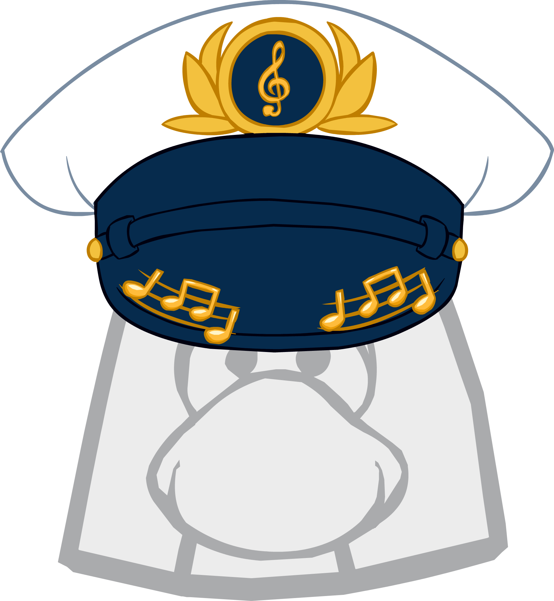 Cruise Captain Hat   Club Penguin Wiki   FANDOM powered by ...  Cruise Captain ...