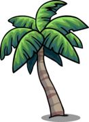 Tropical Palm sprite 003
