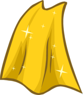 Gold Cape icon