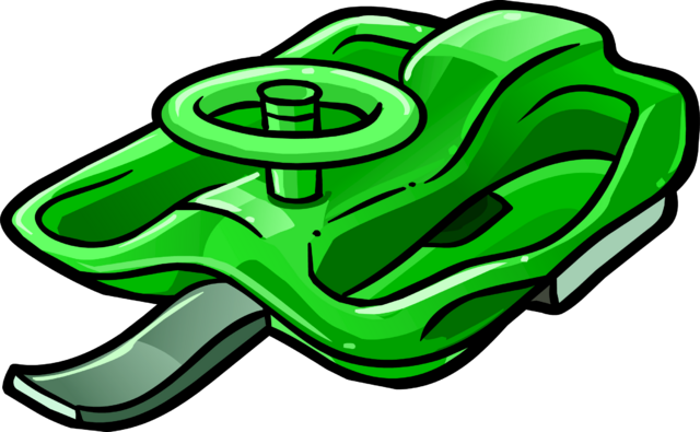 File:Green Racing Sled.PNG