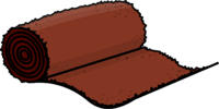 Burgundy Carpet