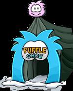 PuffleParty2011PuffleShowExterior