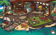 Pirate Party 2014 Dock