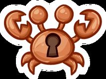 Crab Lock Pin icon