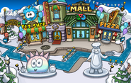 Festival of Snow 2015 Plaza