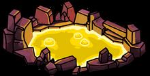 Golden Lava Pool sprite 001