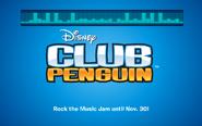 Music Jam 2016 logo screen