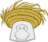 Straw Sun Hat icon