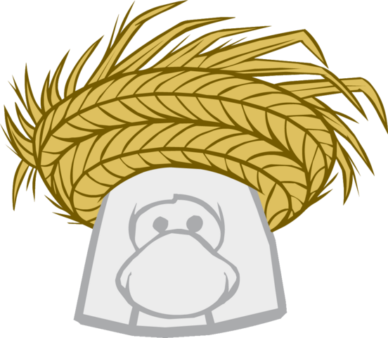File:Straw Sun Hat icon.png
