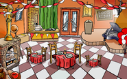 April Fools' Party 2010 Pizza Parlor