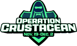 Operation Crustacean logo