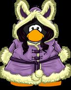 Cozy Winter Coat Playercard 4149