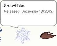 SnowflakePinSB