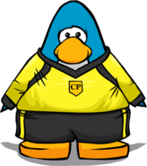 Clothing 4091 player card