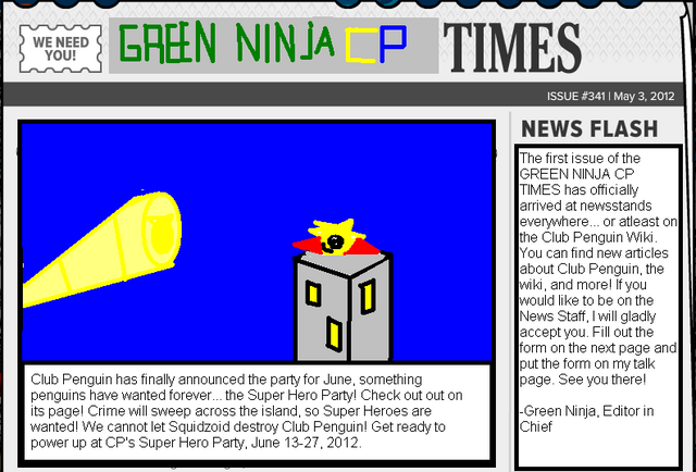 File:Greenninjaissue1page1.png