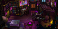 Library (Haunted Mansion)