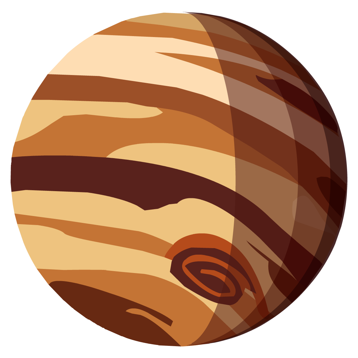 jupiter clip art planet png - photo #48