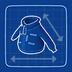 Blueprint Ski Patrol Jacket icon